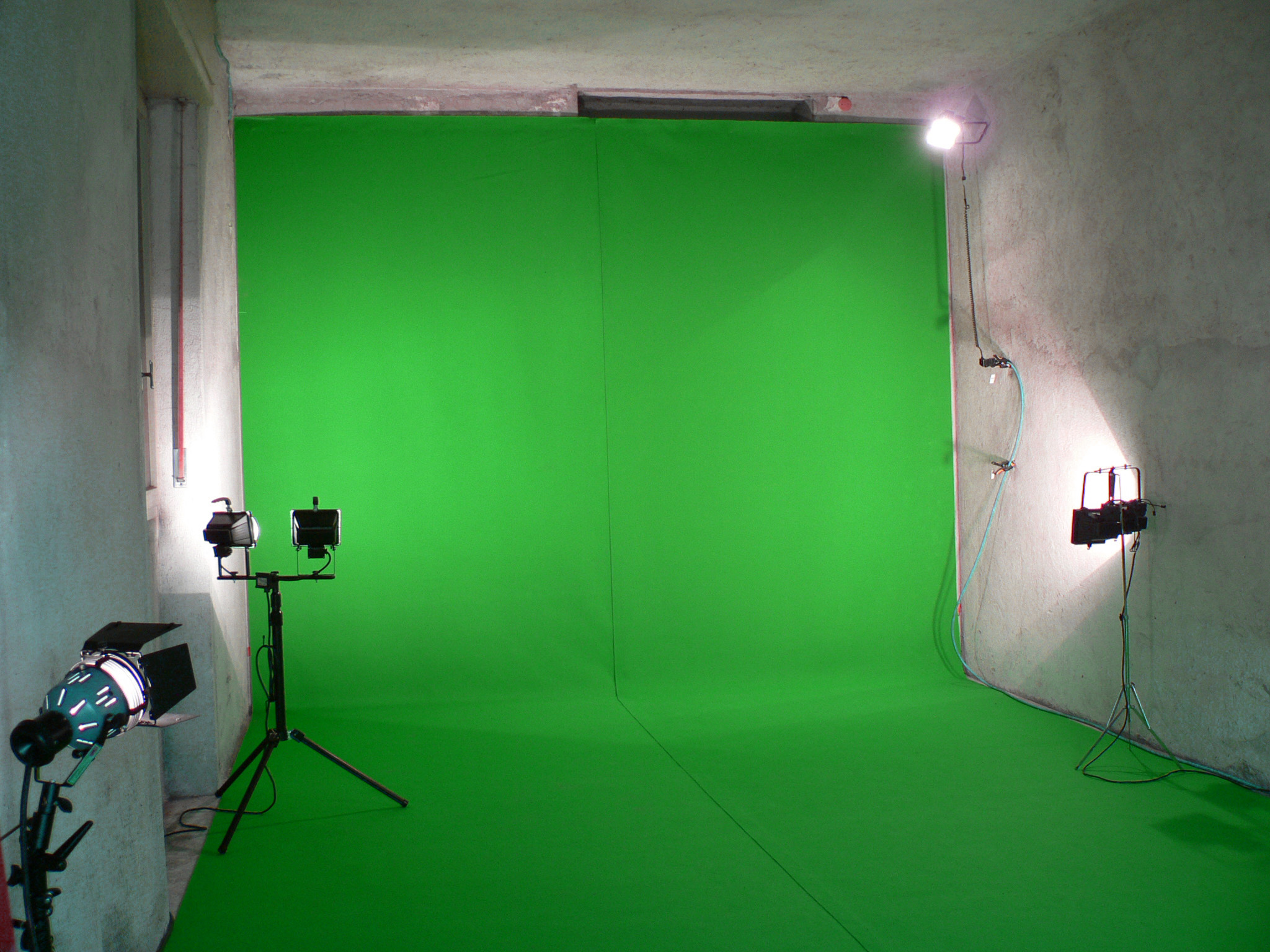 Green Screen 01